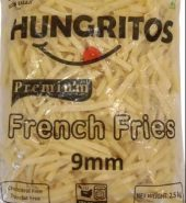 HUNGRITOS French Fries 9mm 2.5kg
