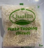Quality Diced pizza Cheese 1kg