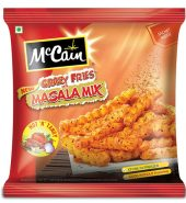 McCain Crazy Fries Masala Mix  Hot and Tangy 400gm
